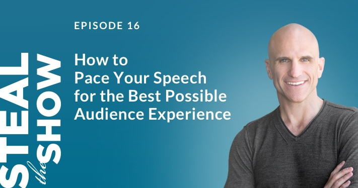 016 How to Pace Your Speech for The Best Possible Audience Experience